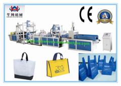 Three-dimensional bag making machinery