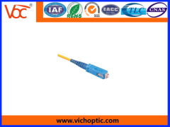 SC/APC 0.9mm optical fiber connector