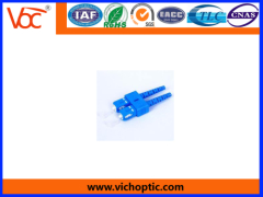 High reliability plastic SC Optical Fiber Connector