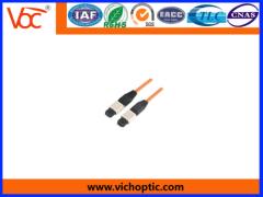 Small size MPO Optical Fiber Connector