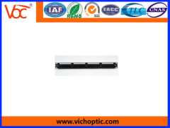 practical metal CAT6 network patch panel