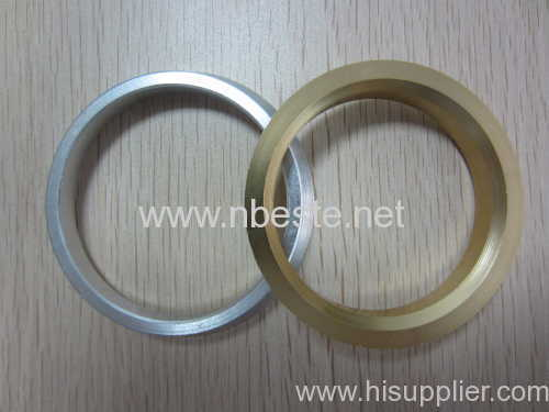 Aluminum Wheel Ers 5x108 With Hub Centric Ring Pair