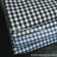 Yarn-dye fabric / 100%cotton apron check