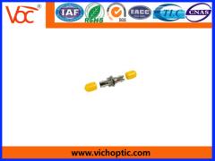 durable plastic ST Optical Fiber Adaptor