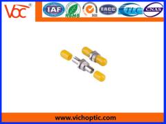 durable engineering plastic ST fiber adaptor