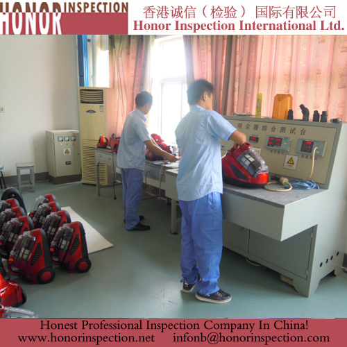Laboratory testing services in China