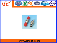 high quality ST type fiber adapter