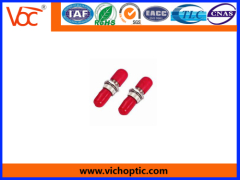engineering plastic ST Optical Fiber Adapter