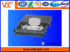 durable engineering plastic optical fiber termination box