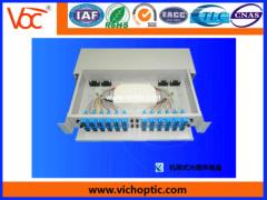 engineering plastic optical fiber termination box