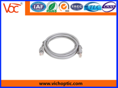 durable Cat6 fiber optic patch cord