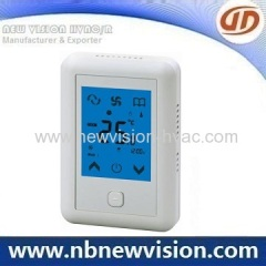 Touch Screen Digital Thermostats