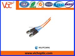 MU Optical Fiber Connector fibre optic connector MU type