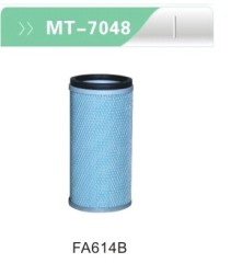 F614B Air Filter for excavator
