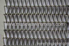 Conveyor Belt Wire Mesh decorative curtain