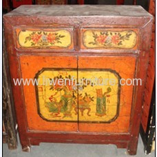 Chinese Mongolia antique furniture