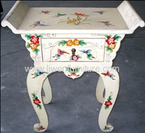 Chinese classical furniture side table