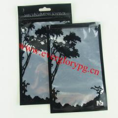 custome printed ziplock aluminium foil bag