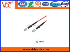 MTRJ fiber optic connector