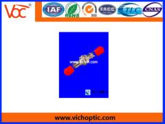 ST single mode fiber adapter