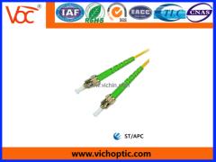 ST/APC 0.9mm optical fiber connector