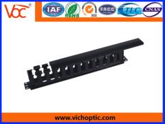 fiber optic cable rack management