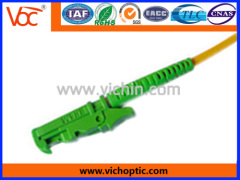 E2000 fiber optic connector