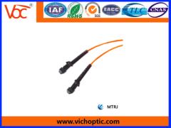 MTRJ Type optical fiber connector