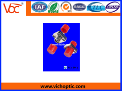 FC(SM) type fiber adapter