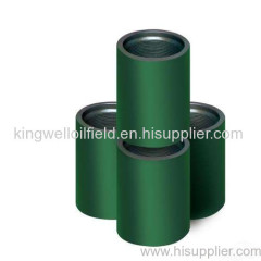 API 5CT 9th 2-3/8 EU J55 Tubing Couplings