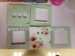 Switch Cover Hot Stamping Printing Foils Electric Products