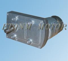 dc gear motor low rpm