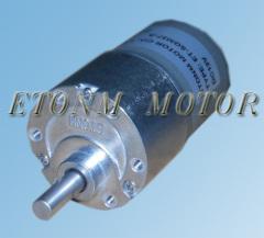 DC gear motor manufacturers
