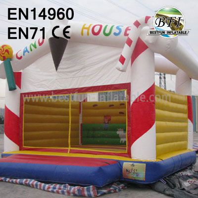 Inflatable Christmas Bounce House