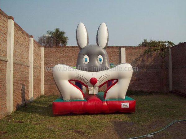 Giant Inflatable Rabbit Bouncer