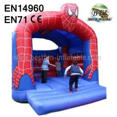 Spiderman Inflatable Bouncer Jumper