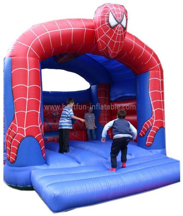 Big Inflatable Bouncer Spiderman