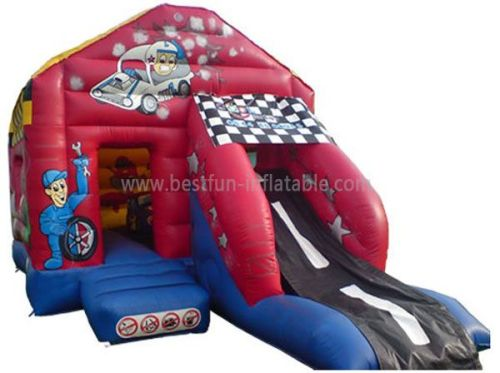 Red Inflatable Cars Combo Manufacturers And Suppliers In China