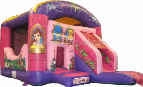Princess Blow Up Castle