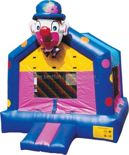 Inflatable Clown Bouncing House