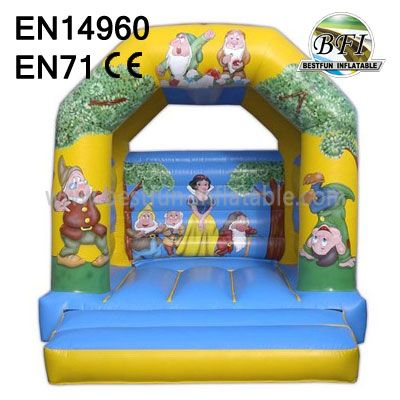 Snow White Inflatable Bounce House