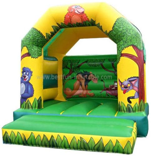 Inflatable The Lion King Bounce House