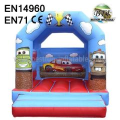 Hot Sale Car Bounce House