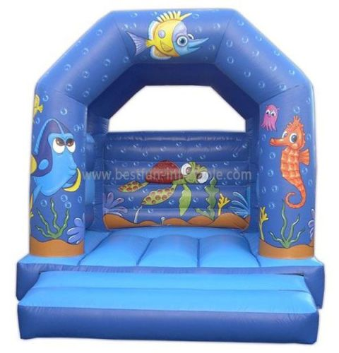 Sea World Inflatable Bounce Hous