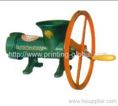 Thermal transfer tapes for plastic food chopper shell