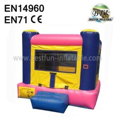 Inflatable Residential Bounce House For Kids