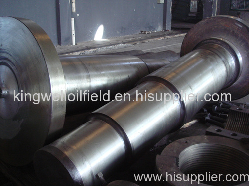 AISI 4140 Alloy Steel Forging