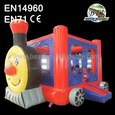 Inflatable Bouncer Thomas Train
