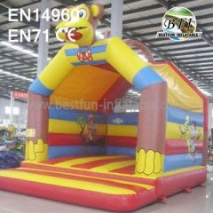 Inflatable Monkey Bouncer Castle