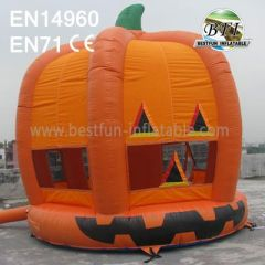 Inflatable Pumpkin Bounce House